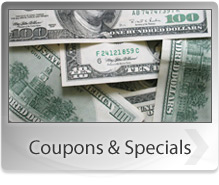 Coupons and Specials